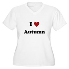 I love Autumn T-Shirt