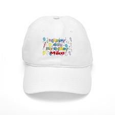 Mike's 4th Birthday Baseball Cap