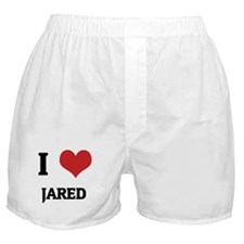 I Love Jared Boxer Shorts