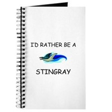 I'd Rather Be A Stingray Journal