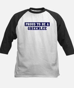 Proud to be Greenlee Tee