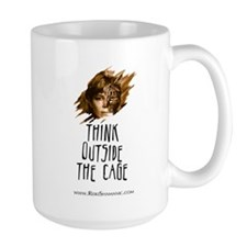 Think Outside The Cage - Mug