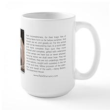 Lion and Lioness Unheard Voices Mug
