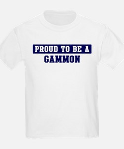 Proud to be Gammon T-Shirt