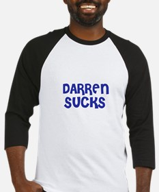 Darren Sucks Baseball Jersey
