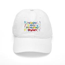 Ryan's 4th Birthday Baseball Cap