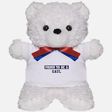 Proud to be Gaul Teddy Bear