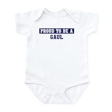 Proud to be Gaul Infant Bodysuit
