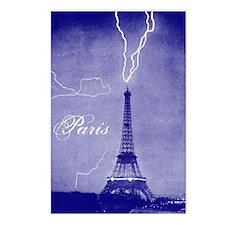 Paris Vintage Photo Postcards (Package of 8)