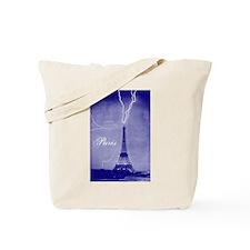 Paris Vintage Photo Tote Bag