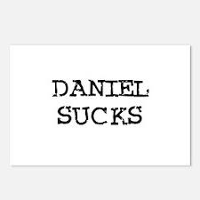 Daniel Sucks Postcards (Package of 8)