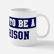 Proud to be Garrison Small Small Mug
