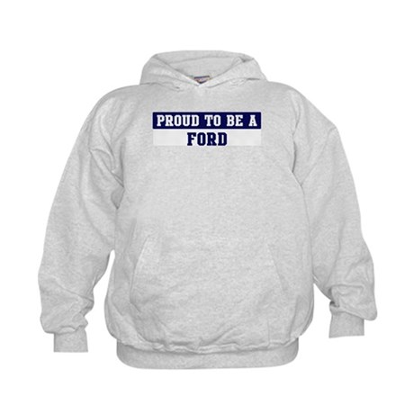 Proud to be Ford Kids Hoodie