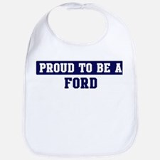 Proud to be Ford Bib