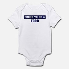 Proud to be Ford Infant Bodysuit