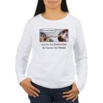 Creation of Man - 8th Day Women's Long Sleeve T-Sh