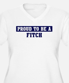 Proud to be Fitch T-Shirt