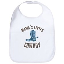 MAMA'S LITTLE COWBOY Bib