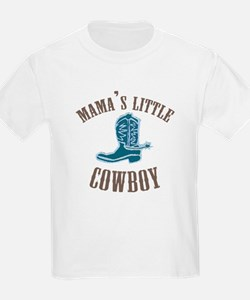 MAMA'S LITTLE COWBOY T-Shirt