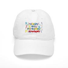 Joseph's 4th Birthday Baseball Cap