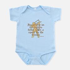 Arrow vs. Spear Infant Bodysuit