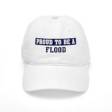 Proud to be Flood Baseball Baseball Cap