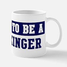 Proud to be Flickinger Mug