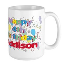 Addison's is four years old Mug