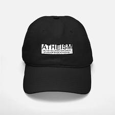 Atheism Non Prophet Baseball Cap Hat