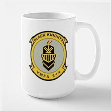 VMFA314_patch Mugs