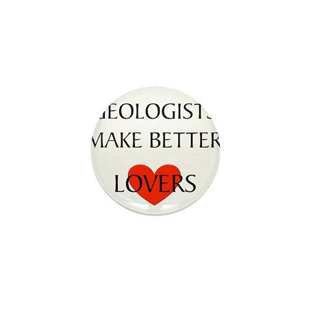 Geologist Mini Button