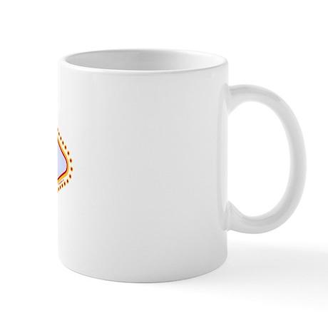 Las Vegas Birthday 50 Mug