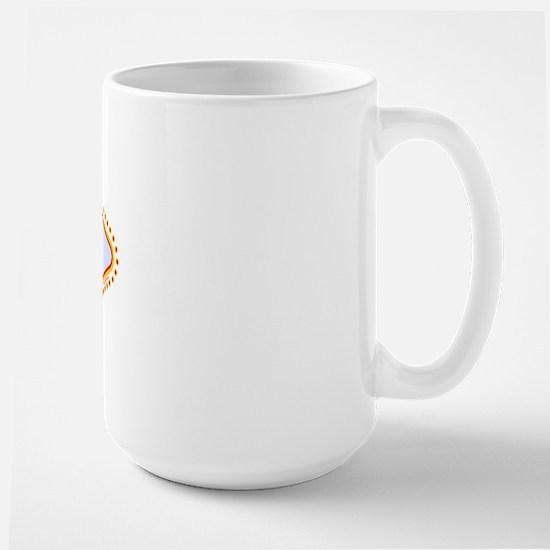 Las Vegas Birthday 50 Large Mug