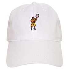Lacrosse Goalie Baseball Cap