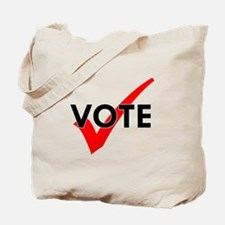 Cute Voting Tote Bag