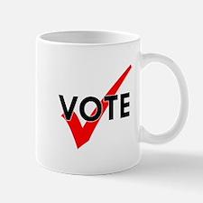 vote light Mugs