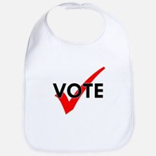 Cute Vote Bib