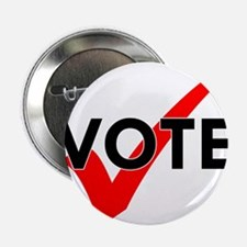 "Unique Register to vote 2.25"" Button (10 pack)"