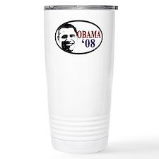 Obama for President Travel Mug