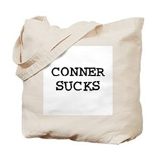 Conner Sucks Tote Bag