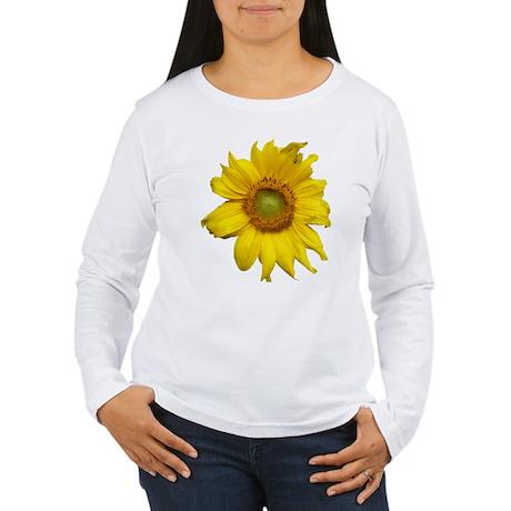 Sunflower Women's Long Sleeve T-Shirt