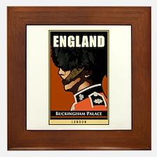 England Framed Tile