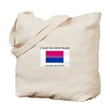 Cute Bisexual Tote Bag
