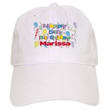 Marissa's 5th Birthday Baseball Cap