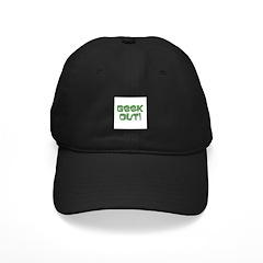 Geek Out! Baseball Hat