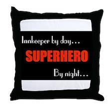 Innkeeper Throw Pillow