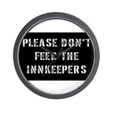 innkeepers Wall Clock