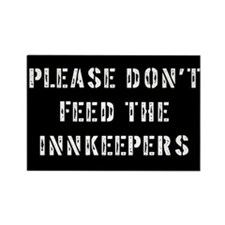 innkeepers Rectangle Magnet (10 pack)