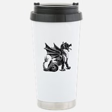 Winged Dragon Stainless Steel Travel Mug