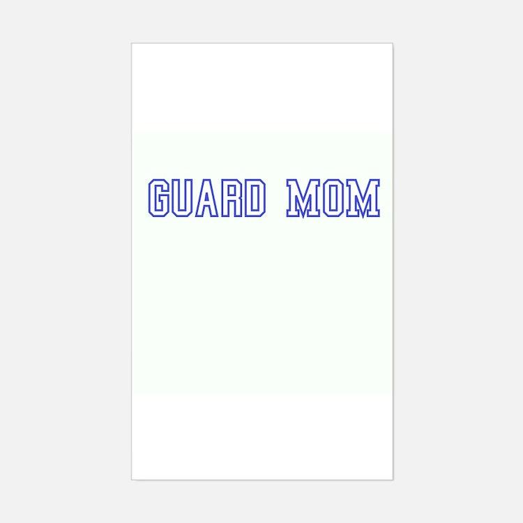 Guard Mom Decal